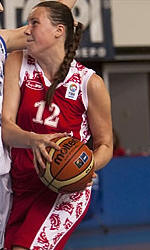 Alexandra Marchenkova © FIBA Europe