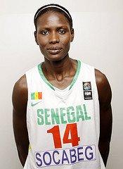 Aminata Nar Diop ©  FIBA - Hervé BELLENGER