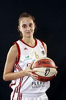 Ana Cata-Chitiga ©  Ligue féminine de Basketball