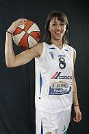 Anaïs Le Gluher © Ligue Féminine de BasketBall