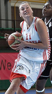 Andrijana Cvitkovic © FIBA Europe