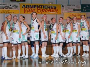 Armentières qualify for NF1 final four