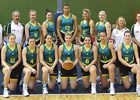 Australia 2009  U19 team Picture © FIBA