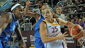 Becky Hammon © FIBA Europe