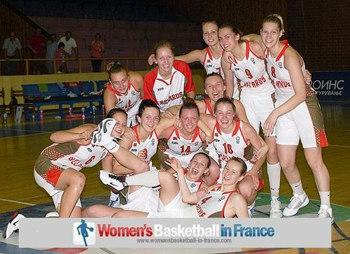 2012 U18 European Champions Division B - Belarus