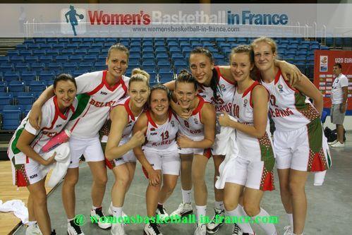 Belarus U20 Basketball team