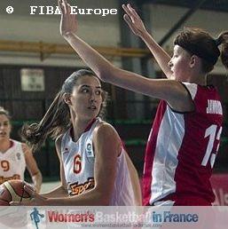 Maria Arrojo © .FIBA Europe