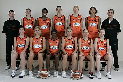 Bourges Basket 2007- 2008