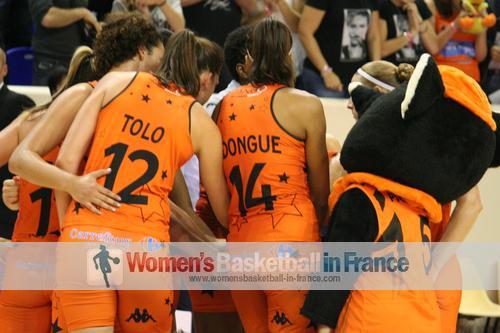 Tango Bourges Basket Regular season champions 2013-2014