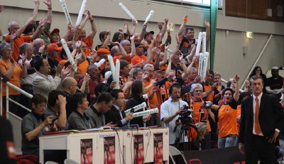 Bourges Basket qualify for semi-final © Bourges Basket