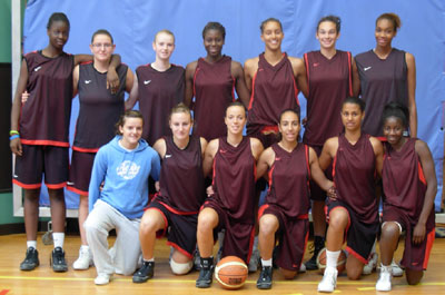 CFBB team picture 2009-2010 © CFBB
