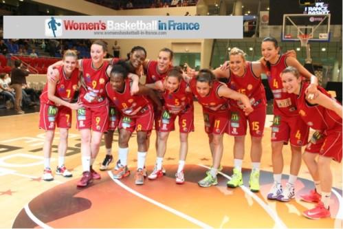 Trophée féminin Coupe de France 2014 winners are CSP Rezé 2