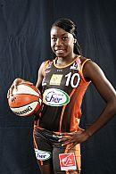 Carine Paul ©  Ligue Féminine de BasketBall