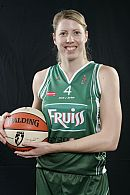 Carly Wilson © Ligue Féminine de BasketBall