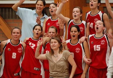 Castelnau NF3 Champions © basquetebol.org