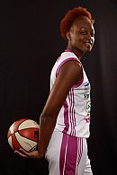 Charde Houston (Tarbes)  ©  Ligue Féminine de BasketBall