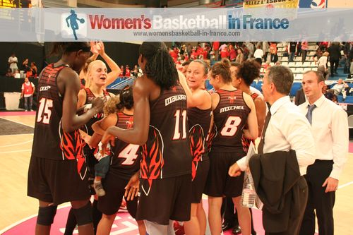 Charleville-Mézières win for the first time at the Open LFB