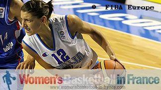 Chiara Consolini   © FIBA Europe