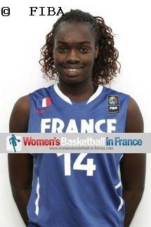 Mousdandy Djaldi-Tabdi  © FIBA