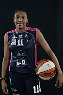 Claudia Das Neves(Clermont-Ferrand) ©  Ligue Féminine de BasketBall / Ligue Féminine de BasketBall