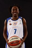 Constance Jinks © Ligue Féminine de BasketBall