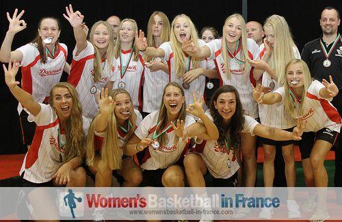 Denmark U16 bronze medalists