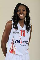 Djéné Diawara (Charleville-Mézières)   ©  Ligue Féminine de BasketBall