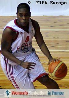 Donneka Hodges  © FIBA Europe