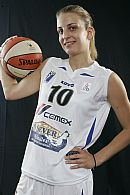 Ekaterina Dimitrova © Ligue Féminine de BasketBall