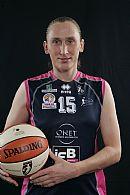 Elena Nikipolskaia © Ligue Féminine de BasketBall