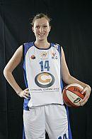 Elodie Bertal  ©  Ligue Féminine de BasketBall