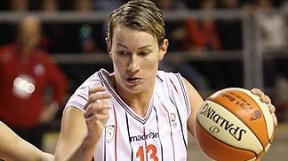 Elodie Godin  © FIBA Europe