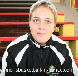 Emilie Duvivier ©  womensbasketball-in-france.com