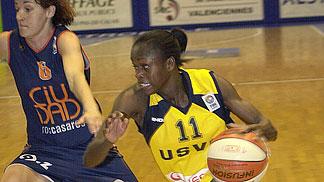 Emilie Gomis and Laia Palau