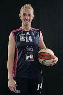 Emma Randall (Clermont-Ferrand) ©  Ligue Féminine de BasketBall