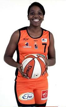Nwal-Endènè Miyem © Ligue Féminine de BasketBall