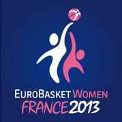 EuroBasket Women 2013 Logo ©  FIBA Europe