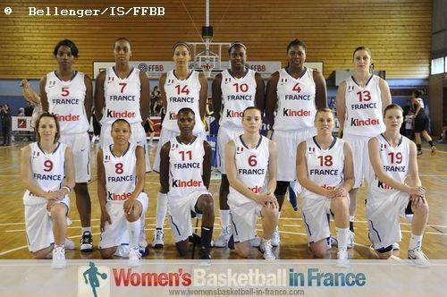France Senior Women 2011 in  © Bellenger/IS/FF