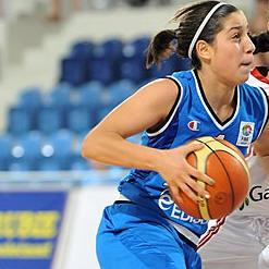 Francesca Dotto © FIBA Europe