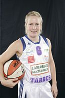 >Frida Eldebrink © Ligue Féminine de BasketBall
