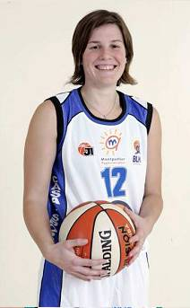 Gaëlle Skrela © Ligue Féminine de BasketBall