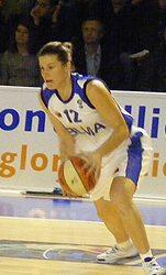 Gaëlle Skrela ©  FIBA Europe