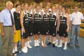 U18 Germany in Luxembourg