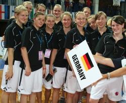 Germany U18 in Skopje