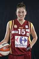 Hollie Grima ©  Ligue féminine de Basketball
