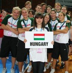 Hungary  U18 in Skopje