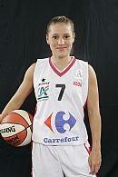 Ingrid Tanqueray) ©  Ligue Féminine de BasketBall