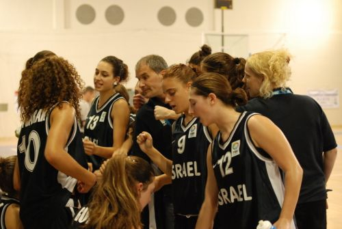 Israel top group © ITSports Limor Noah
