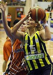 Ivana Matovic  © FIBA Europe