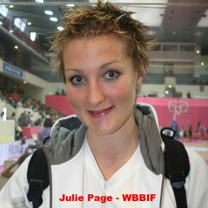Julie Page © womensbasketball-in-france